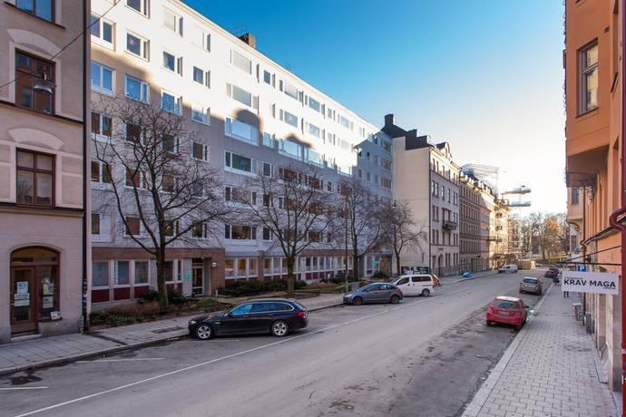 Bild: 2 rum bostadsrätt på Gästrikegatan 10, Stockholms kommun Vasastan