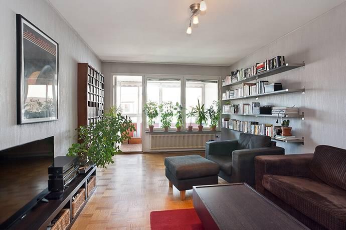 Bild: 2 rum bostadsrätt på Drottning Kristinas väg 7A, Kalmar kommun Oxhagen