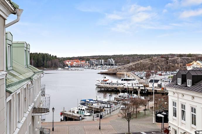 Bild: 4 rum bostadsrätt på Södra Bergsgatan 3 lgh 301, Strömstads kommun Centralt