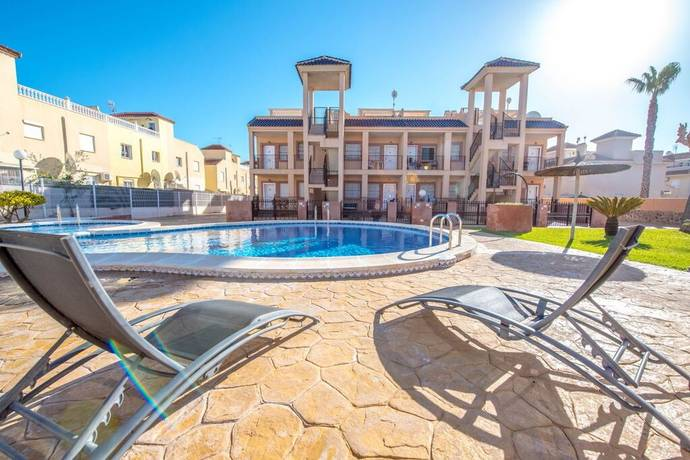Bild: 3 rum villa, Spanien La Zenia