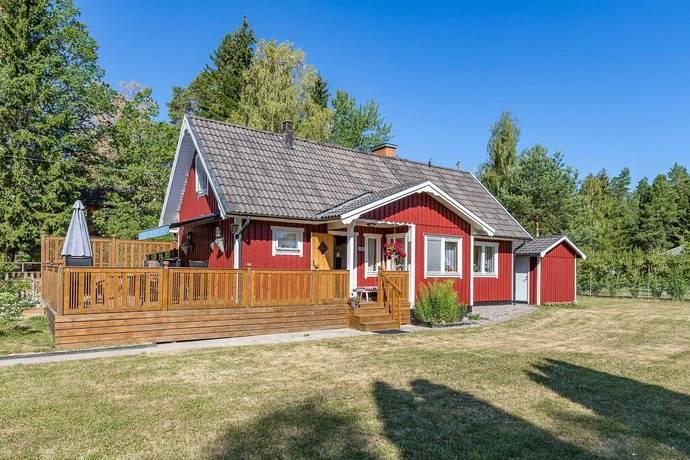 Bild: 5 rum villa på Hjortvägen 6, Strängnäs kommun Mariefred
