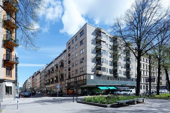 dusch ledsagare daska nära Stockholm