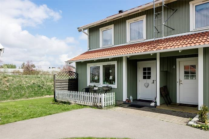 Bild: 5 rum bostadsrätt på Gitarrvägen 44B, Alvesta kommun Alvesta - Väster