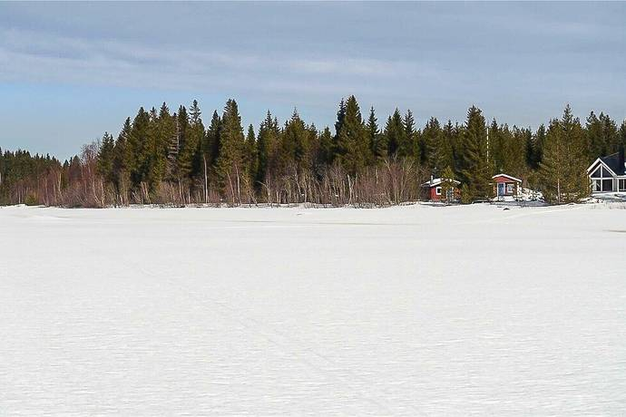 Bild: tomt på Granholmssundet 102, Robertsfors kommun Ånäset