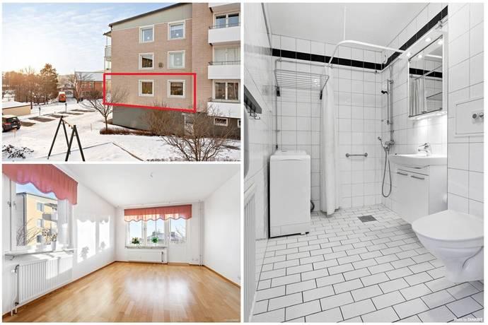 Bild: 2 rum bostadsrätt på Lägergatan 4, Härnösands kommun Gådeåstaden
