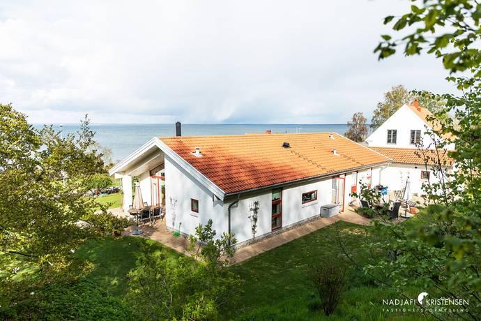 Bild: 4 rum villa på Kattviksvägen 459, Båstads kommun Kattvik