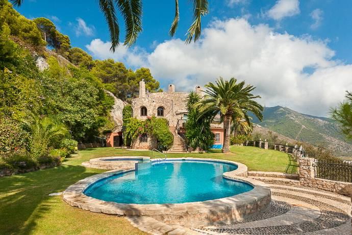 Bild: 7 rum villa på HOT-V5333-SSC, Spanien Mijas