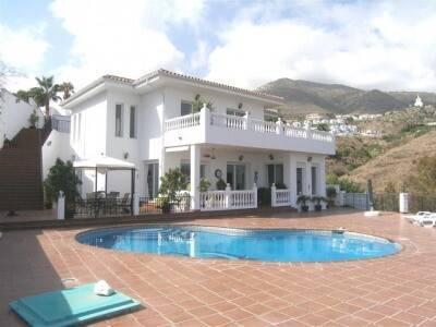 Bild: 4 rum villa på Villa,  Benalmadena - Costa del Sol (All), ES, Spanien Benalmadena - Costa del Sol
