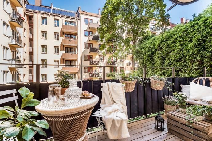 Bild: 2 rum bostadsrätt på Wijkandersplatsen 1, Göteborgs kommun Nedre Johanneberg