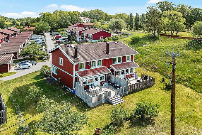 Bild: 4 rum villa på Stora Lundbyvägen 25, Nynäshamns kommun