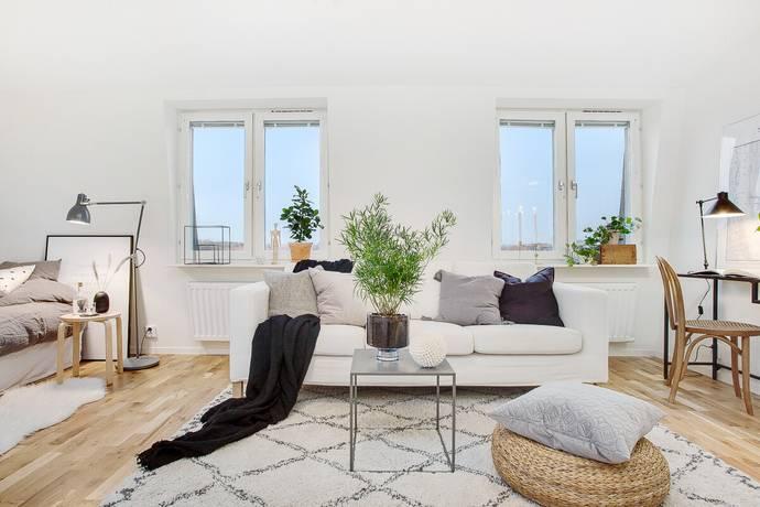 Bild: 1 rum bostadsrätt på Virebergsvägen 3, 7 tr, Solna kommun Vireberg