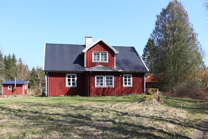 Bild: 6 rum villa på Mossared Vasen, Hylte kommun
