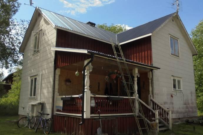 Bild: 4 rum villa på Skansbacken 9, Vansbro kommun
