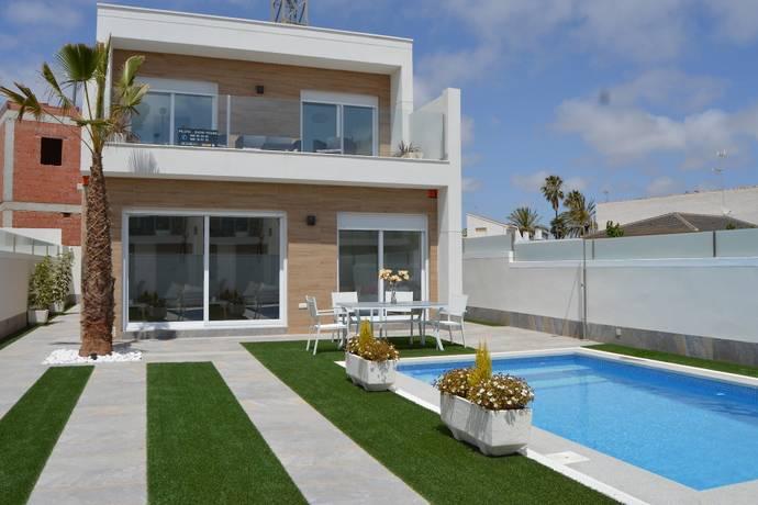 Bild: 4 rum villa på Palmeras Gold V, Spanien San Pedro del Pinatar