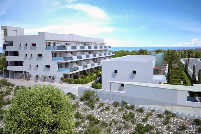Bild: 3 rum bostadsrätt på VACKRA VYER!, Spanien Villamartin | Torrevieja