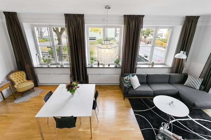 Bild: 3 rum bostadsrätt på Skolgatan 9, Sundbybergs kommun Centrala Sundbyberg