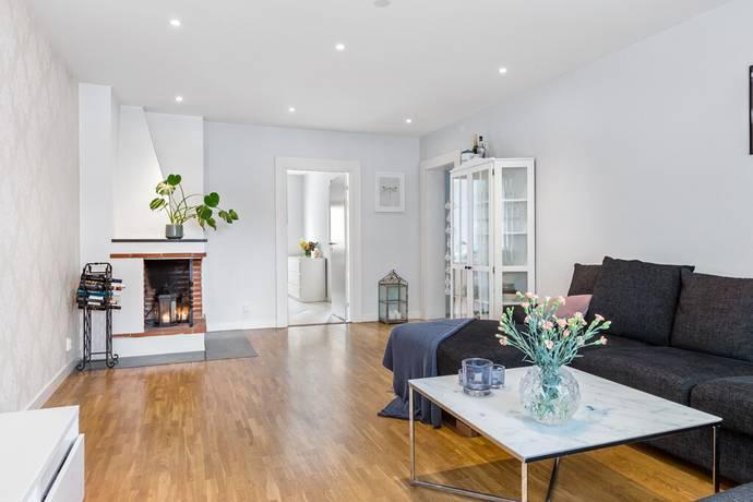 Bild: 3 rum bostadsrätt på Gullregnsgatan 7F, Gävle kommun Brynäs