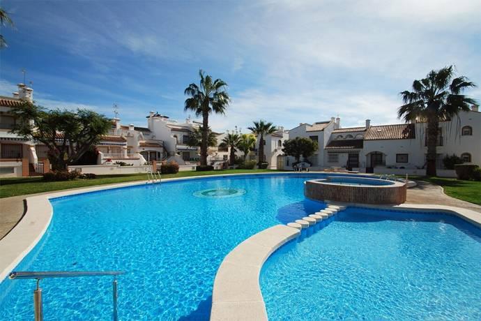 Bild: 3 rum bostadsrätt på Fin gavellägenhet i charmiga Los Dolses, Spanien Torrevieja Söder - Villamartin