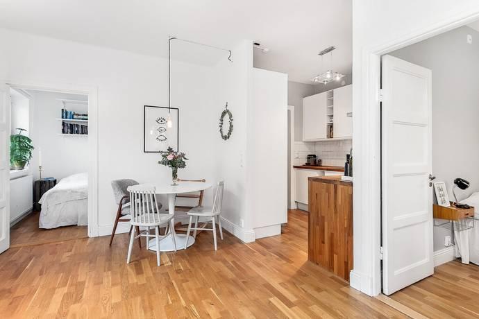 Bild: 3 rum bostadsrätt på Stagneliusvägen 23, 1/2 tr, Stockholms kommun Fredhäll