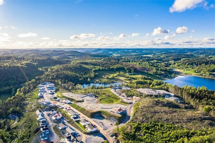 Bild från Lanesund - Furuhall etapp 4