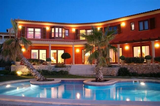Bild: 7 rum villa på Villa, Mallorca - Santa Ponsa , ES, Spanien Santa Ponca