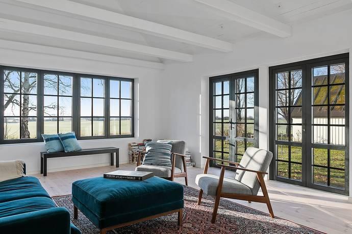 Bild: 5 rum villa på MOSSBY 2122, Skurups kommun Mossbystrand