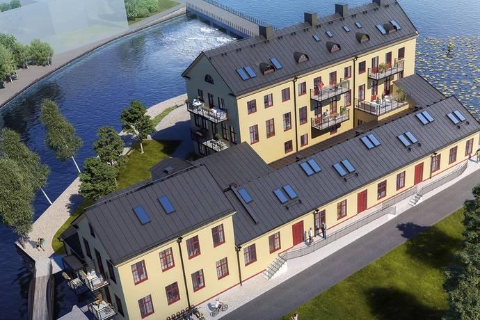 Bild: 2 rum bostadsrätt på Faktorigatan, Eskilstuna kommun