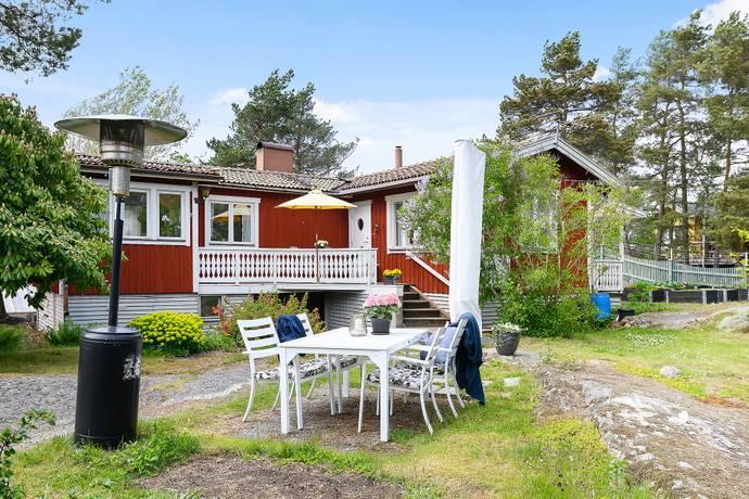 Bild: 2 rum villa på EKASTIGEN 12, Haninge kommun Årsta Havsbad