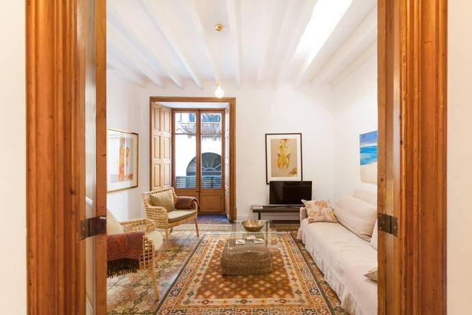 Bild: 2,5 rum bostadsrätt på Born, Mallorca, Spanien Casco Antiguo