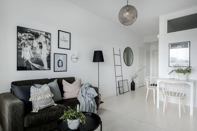 Bild: 1,5 rum bostadsrätt på Hägerneholmsvägen 6A, 2tr, Täby kommun Ullna