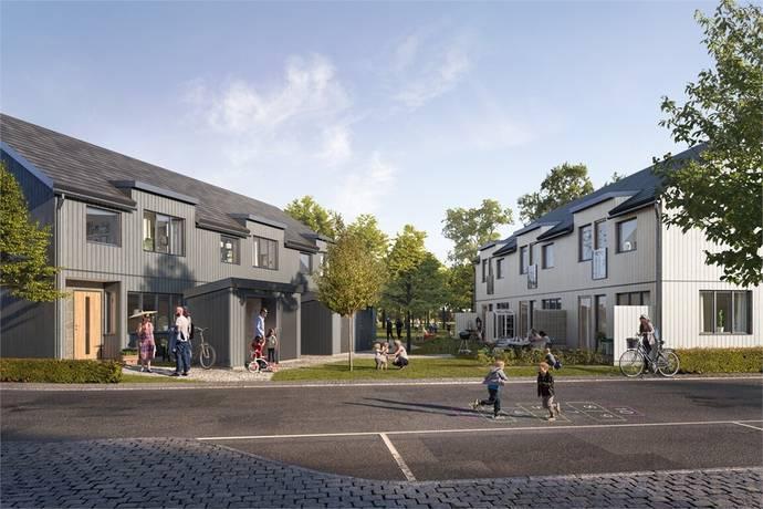 Bild: 5 rum radhus på Tjuvkils Ängar - Brf Dalen 2, Kungälvs kommun Tjuvkil