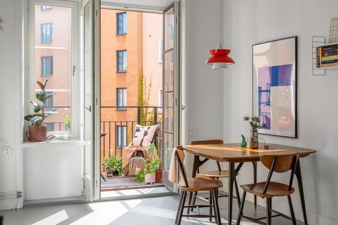 Bild: 1,5 rum bostadsrätt på Rutger Fuchsgatan 8B, Stockholms kommun Södermalm Sofia