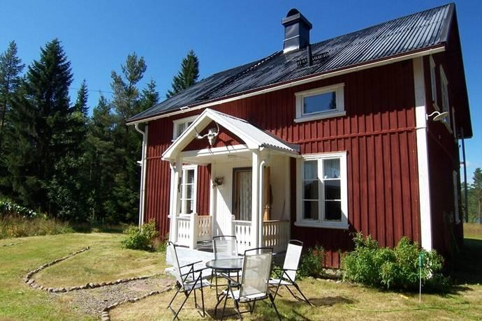 Bild: 14 rum fritidshus på Sandsjö, Ljusdals kommun Sandsjö