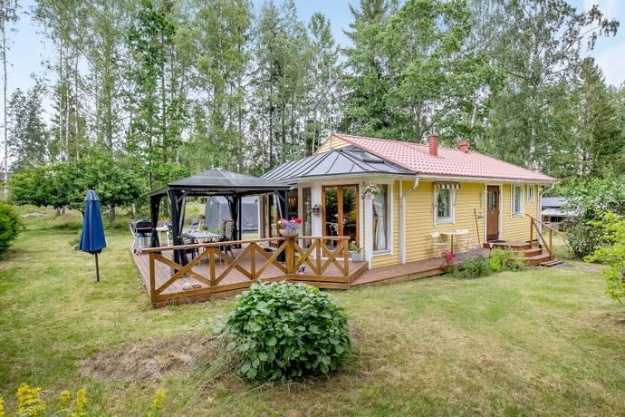 Bild: 2 rum fritidshus på Blåvingestigen 3, Eskilstuna kommun Näshulta Fritidsområde