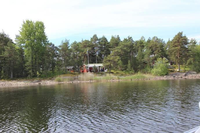 Bild: 3 rum fritidshus på Kattholmen, Hammarö kommun Hammarö