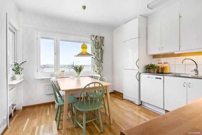 Bild: 4 rum bostadsrätt på Västra Varvsgatan 24 A, 4 tr, Luleå kommun Centrum Varvet