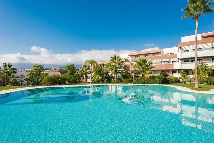 Bild: 3 rum bostadsrätt på Underbara lägenheter till salu i Benahavis, Spanien Los Flamingos