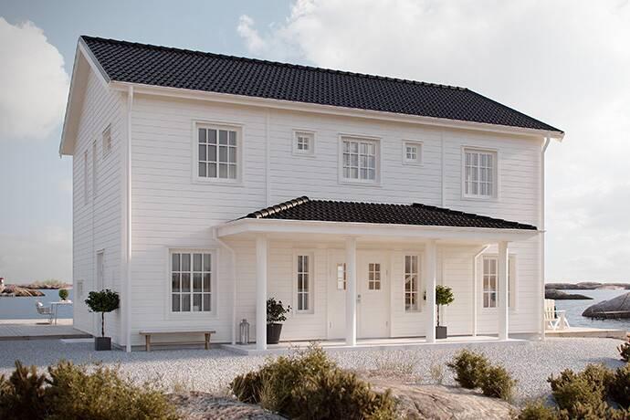 Bild: tomt på Stora Havstoviken 266, Sundsvalls kommun Alnö-Stora Havstoviken