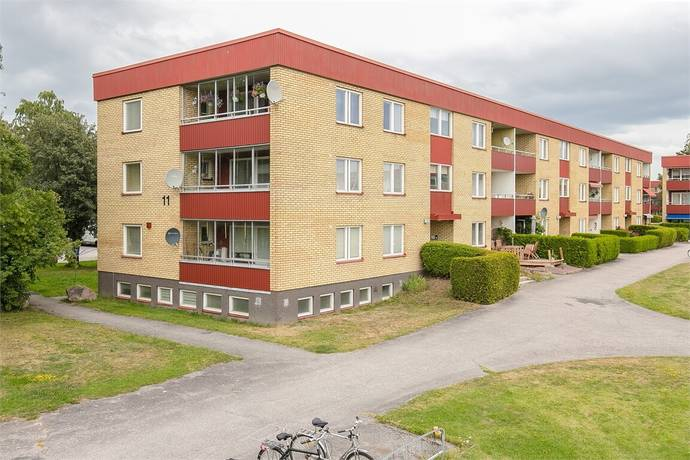 Bild: 4 rum bostadsrätt på Vikingagatan 11A, Götene kommun Götene tätort