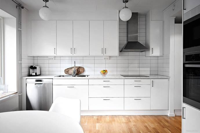 Bild: 2 rum bostadsrätt på Borstbindaregatan 15, Göteborgs kommun Kvillebäcken