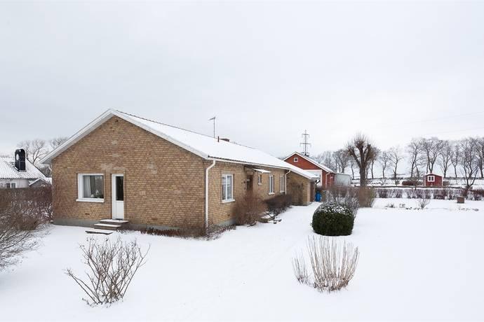 Bild: 4 rum villa på Övre Sjöhagsvägen 4, Mörbylånga kommun Degerhamn/Öland