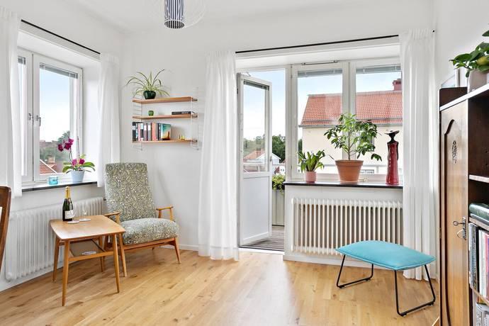 Bild: 2 rum bostadsrätt på Eklandagatan 56 E, Göteborgs kommun Johanneberg