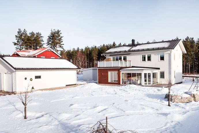 Bild: 6 rum villa på Granatstigen 11, Falu kommun Galgberget