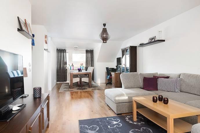 Bild: 2 rum bostadsrätt på Klockaregården 18, Linköpings kommun SKÄGGETORP