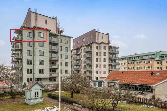 Bild: 2 rum bostadsrätt på Solnavägen 96, 6 tr, Solna kommun Råsunda