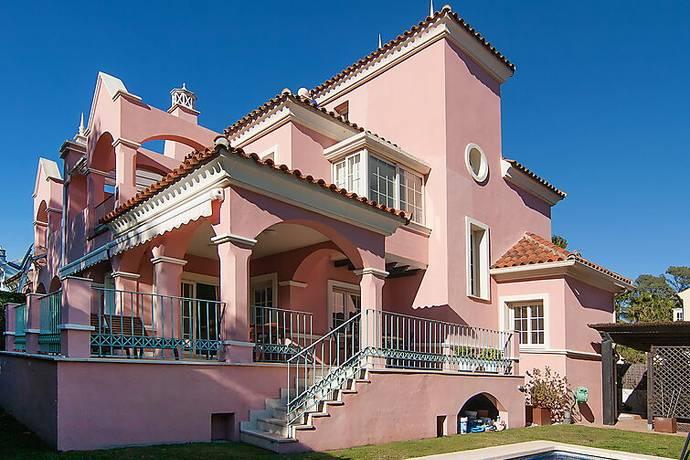 Bild: 7 rum villa på Parhus i Puerto Banus, Marbella, Spanien Marbella