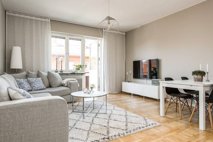 Bild: 3 rum bostadsrätt på Norra Skeppargatan 29A, Gävle kommun Centralt
