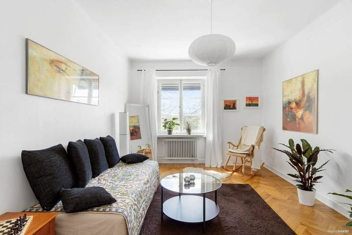Norr Mälarstrand 86, 4 TR i Kungsholmen, Stockholm Bostadsrättslägenhet till salu Hemnet
