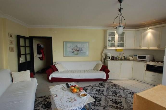 Bild: 2 rum bostadsrätt på Alanya id 3180, Turkiet Alanya
