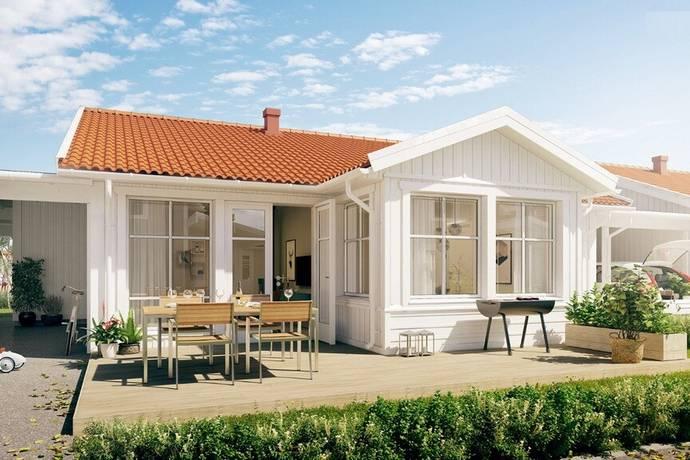 Bild: 3 rum bostadsrätt på Smörblomsvägen, Vårgårda kommun
